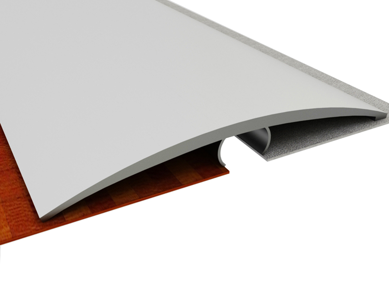KP 40 Aluminium Skirting